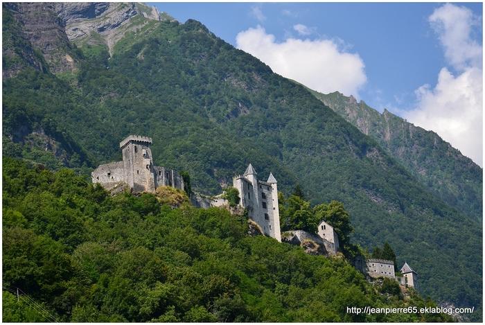 2013.07.21 Château de Miolans (Savoie)