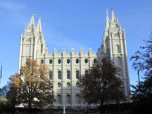 10- Salt Lake City