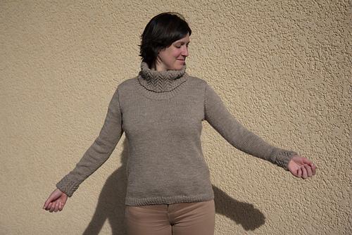 Mylène - Tricot : Bilan d'un Kal au long court