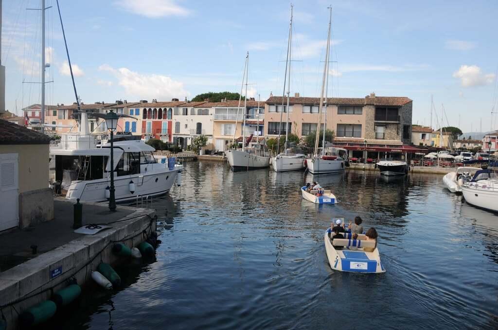 Port Grimaud (2)...A suivre