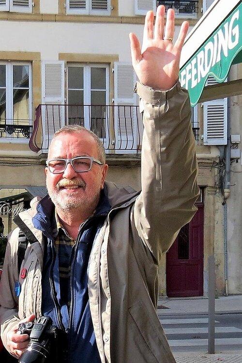 Au revoir Marc de Metz