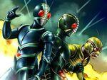 1994 Kamen Rider J VOSTFR DVD + BLU RAY 720p