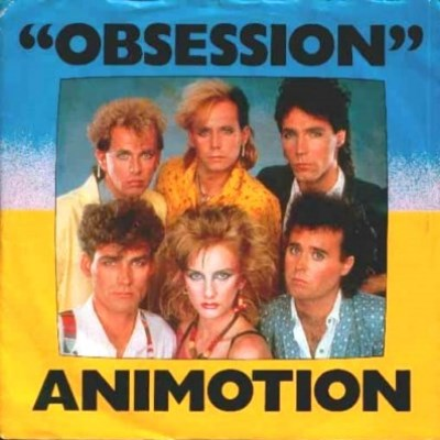 Animotion - Obsession - 1984
