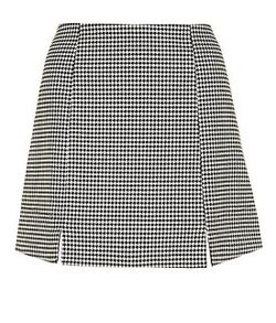 Tweed-shopping: le pied-de-poule chez New Look