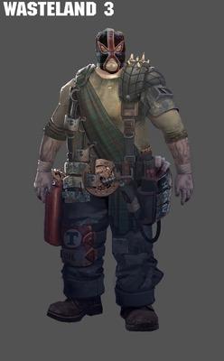 NEWS : Wasteland 3, Ranger