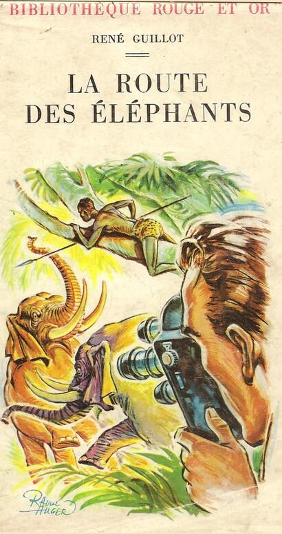La route des éléphants