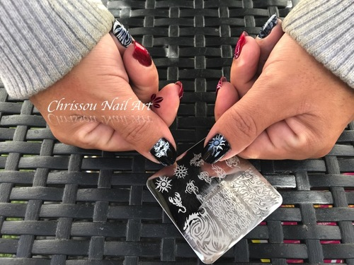 Nail Art tatouage