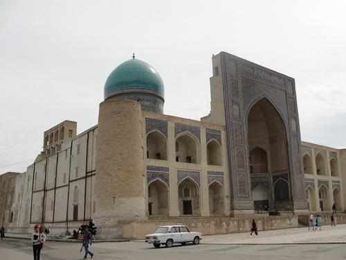 11-Madrasa Mir-i-Arab