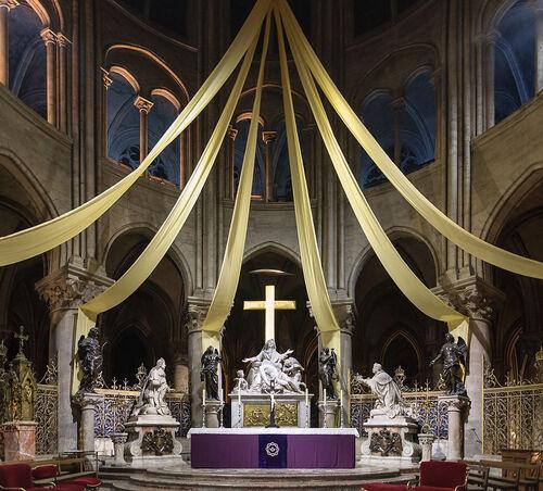 Miacles à Notre-Dame...
