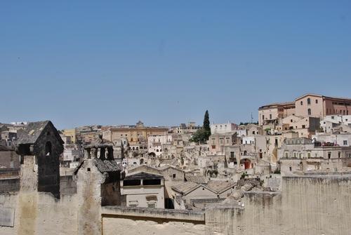 Les sassi de Matera, en Italie - Patrimoine de l'UNESCO - (photos)
