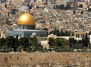 jerusalem mosquee omar 2