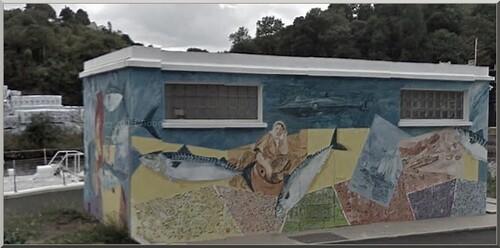 Expression murale  Le Légué 22
