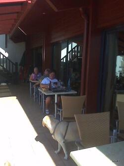 restaurant du col du gamia