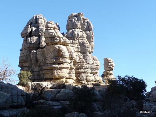 Le parc naturel du Torcal