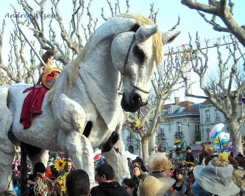 Carnaval Romans sur Isère 26...2013...Images...Carmentran & C°°...