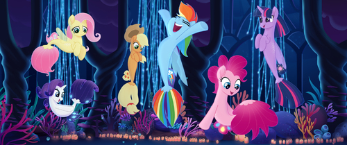 MY LITTLE PONY - LE CLIP DES KIDS UNITED !