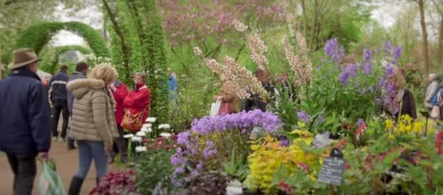 Jardin Jardinier : La Feuillerie