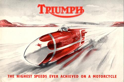 Triumph a 60 ans !