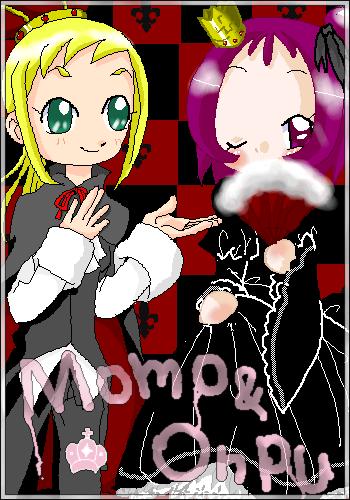 Mindy et Loulou