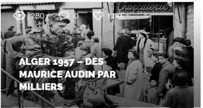 Torture et disparitions en Algérie : 87 victimes de l'armée française identifiées