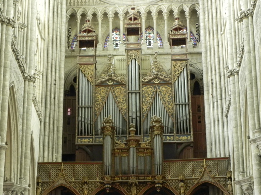 La Cathédrale d'Amiens dans le dept de la somme 80021