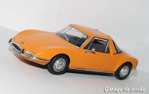 Matra 530 LX 1973