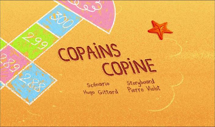 Zig & Sharko - 2x55 - Copains, copine