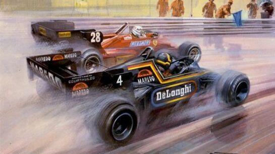 René Arnoux (1984-1985)