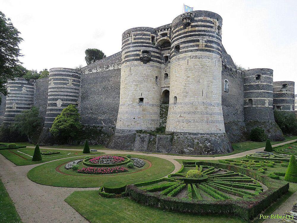 Angers et les environs