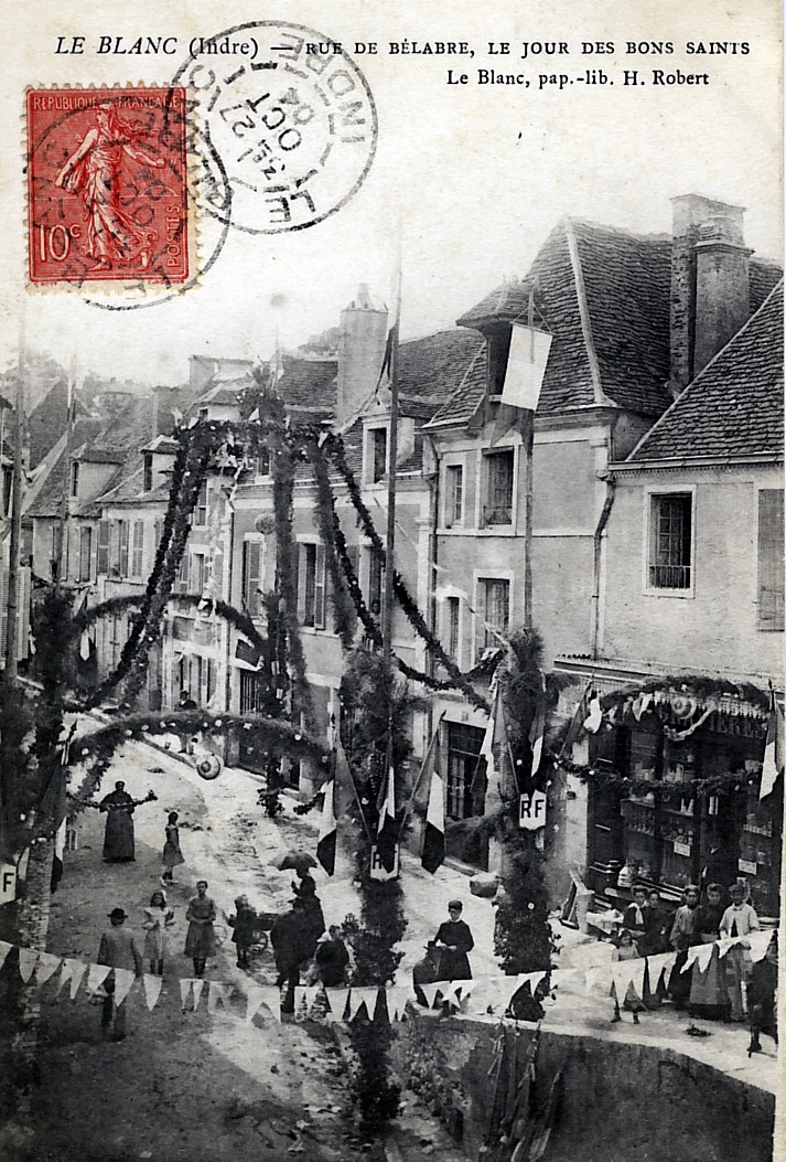 Cartes postales Fonds Delteil, Coll. Ecomusée.