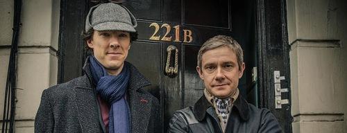 Elementary my dear Sherlock