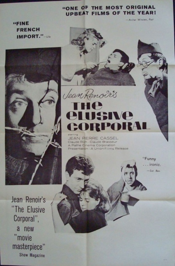 the elusive corporal box office usa 1963
