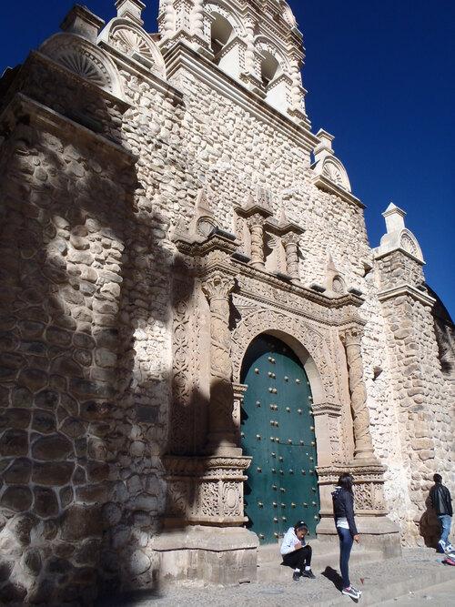 Potosí : beau centre... triste mine