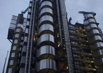 Londres - Immeuble de la Lloyd's