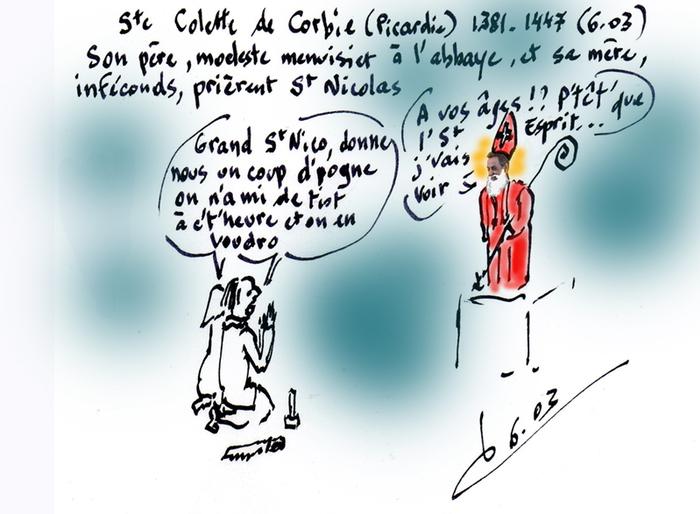 Ste Colette