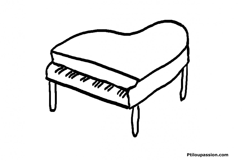 Des coloriages tout en musique ptiloupassion - Musique coloriage ...