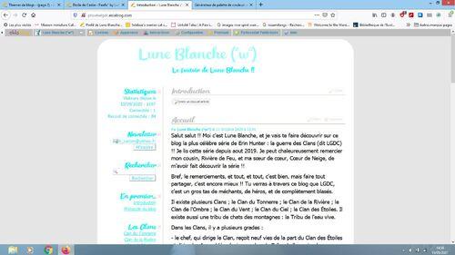 Nouveau theme --> Lune Blanche (°w°)