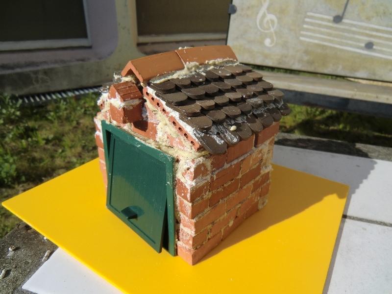 Les briques Teifoc  brique steifoc tehno ulis collège
