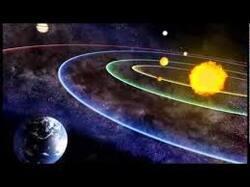 La Terre et l'univers
