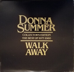 Donna Summer - Walk Away Collector's Edition - Complete LP