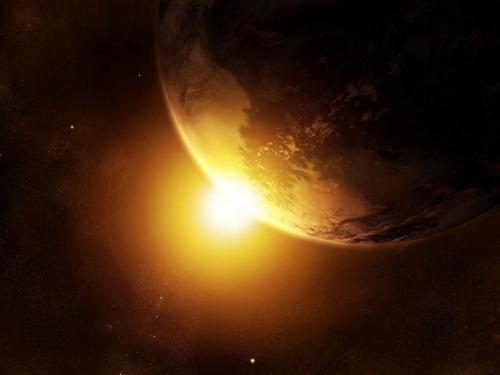 La pierre de soleil