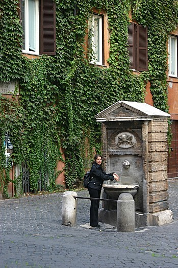 italie rue de rome
