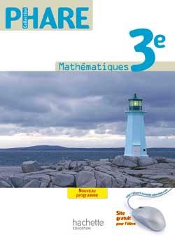 Manuel de mathématiques 3ème