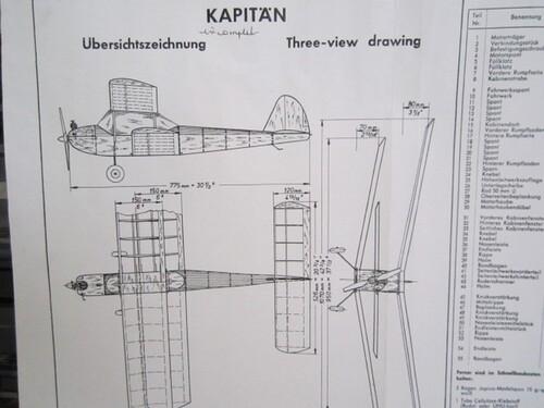 Mon Kapitän