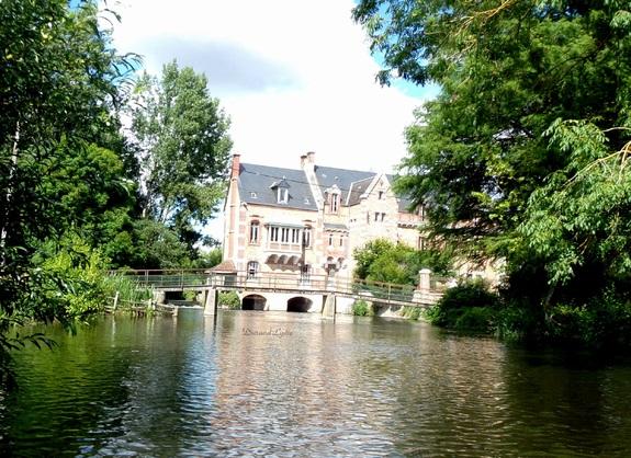 Moulin à Tan - Châteaudun