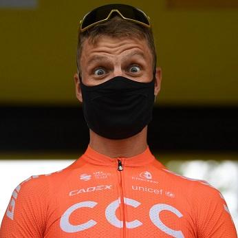 2020 : Tour de France covidé ...