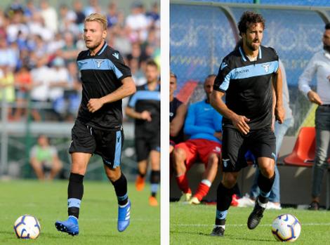 Nouveau maillot Lazio 2019 pas cher Troisieme