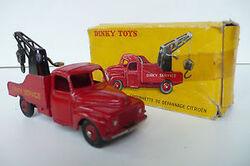 Norev, Dinky Toys et Majorette.