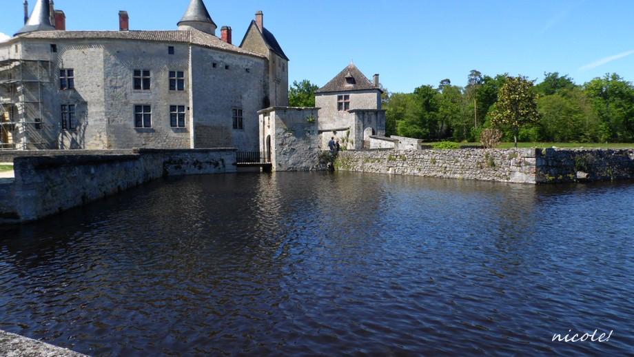 Au Château de Montesquieu !