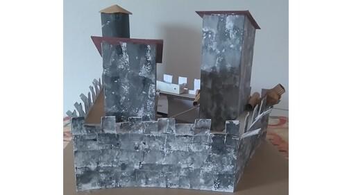 Un nouveau château pour Grand A
